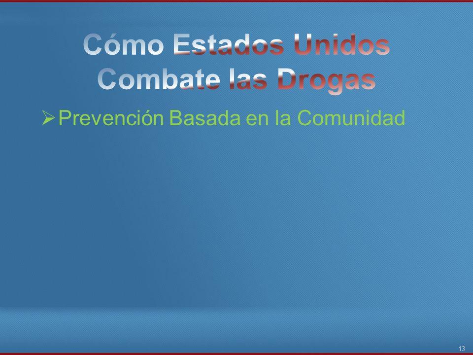 Prevención Basada en la Comunidad 13