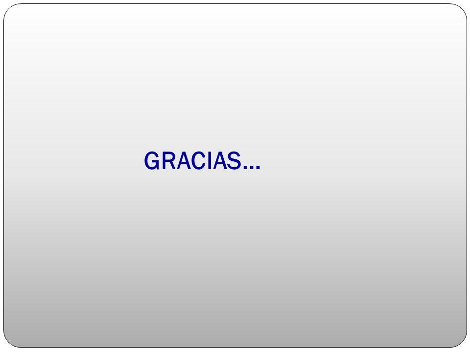 GRACIAS…