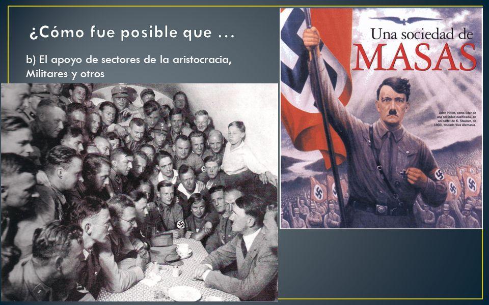 a)Militarismo y disciplina