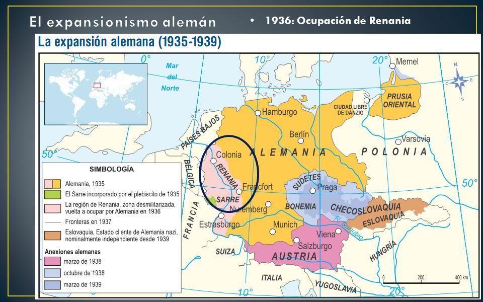 1936: EJE BERLÍN - ROMA
