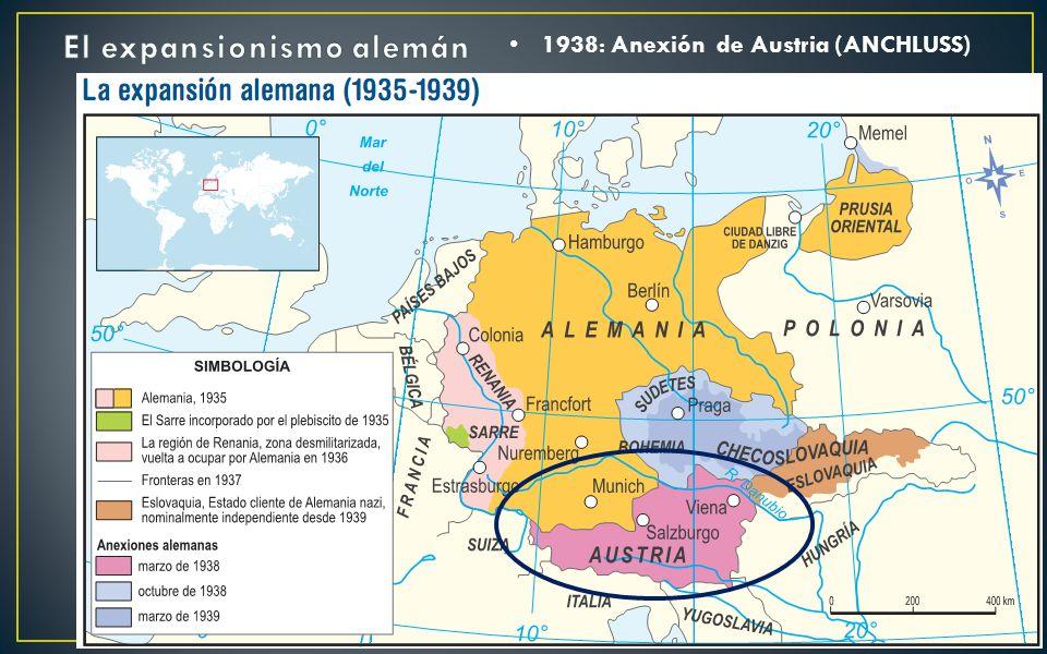 1936: Ocupación de Renania
