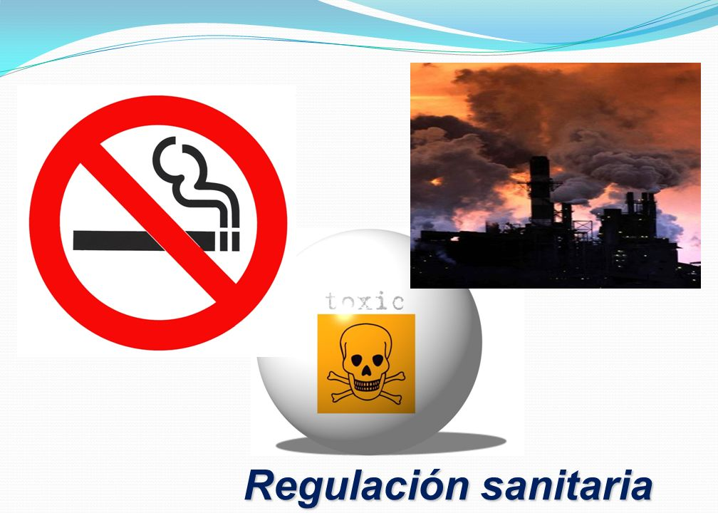Regulación sanitaria
