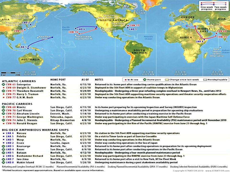 JUNIO 2010 Comienza la Tercera Guerra Mundial