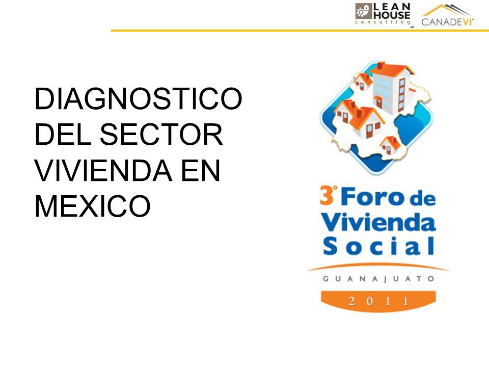 DIAGNOSTICO DEL SECTOR VIVIENDA EN MEXICO