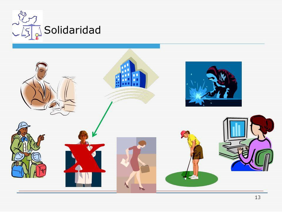 Solidaridad 13 X