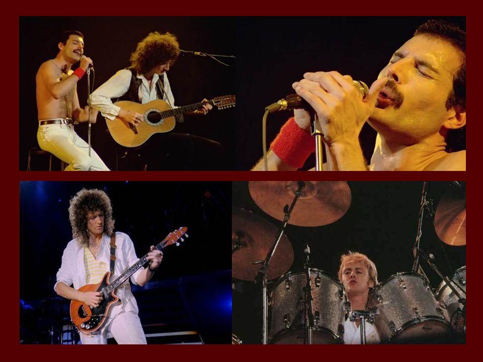 Queen La Banda Musical Inglesa We will Rock You