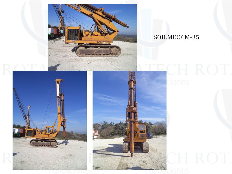 SOILMEC CM-35