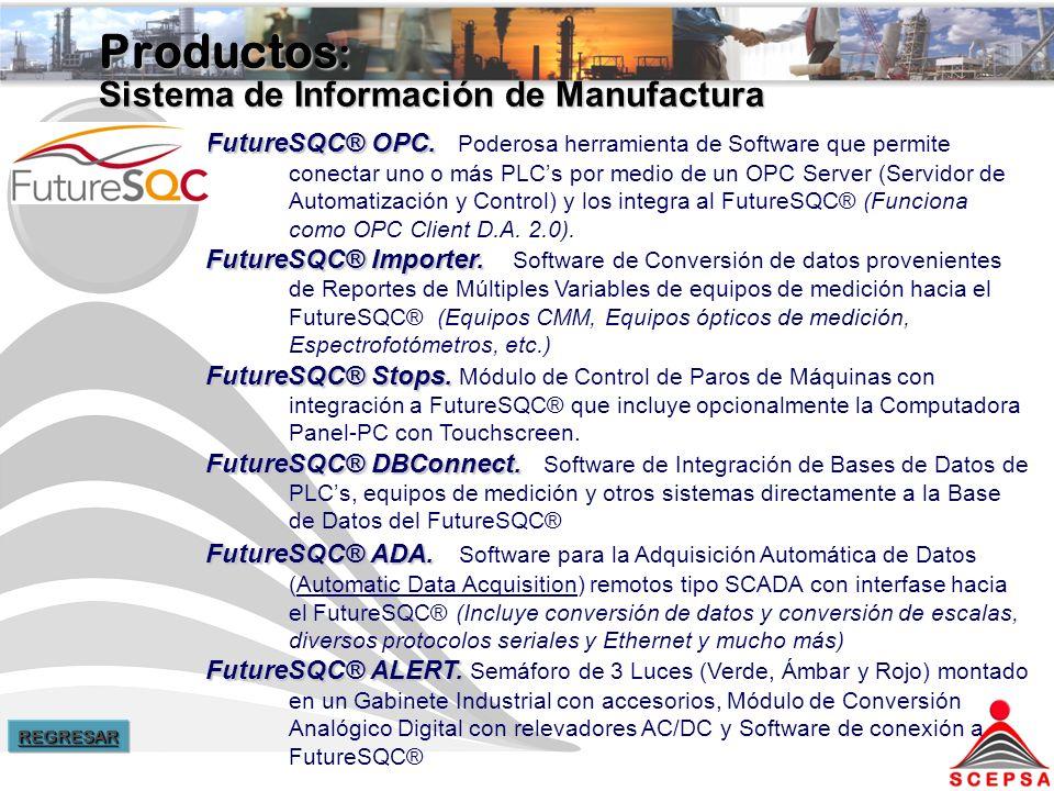 FutureSQC® OPC.FutureSQC® OPC.