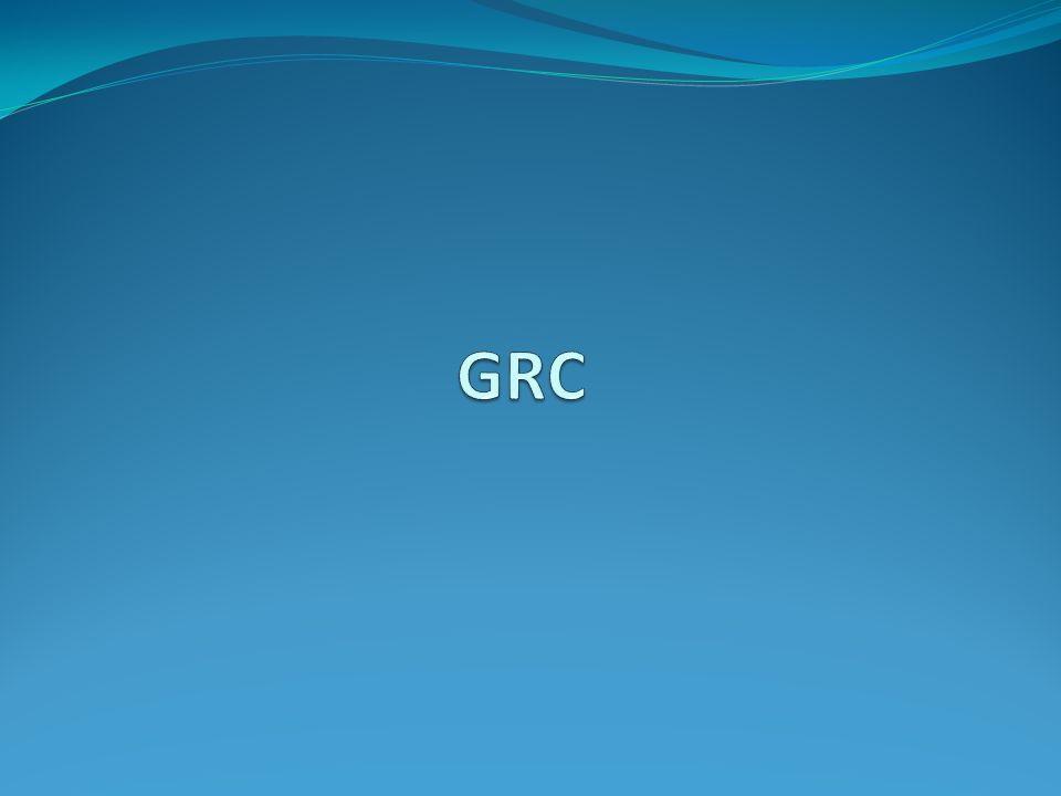 GRC GRC: Gobierno, administración del riesgo y cumplimiento.