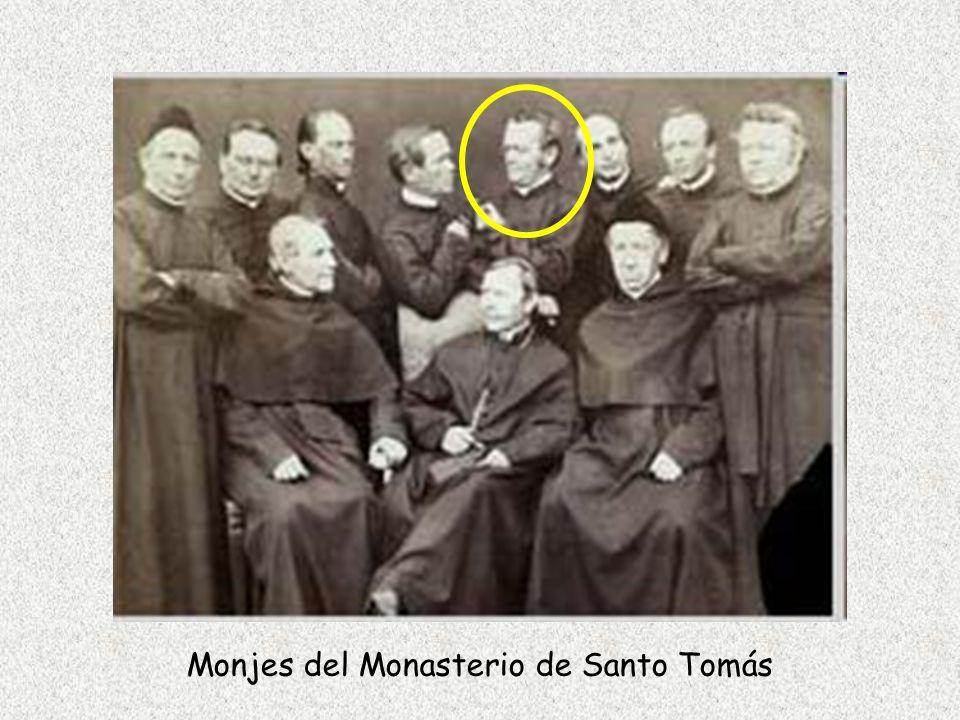 Monjes del Monasterio de Santo Tomás