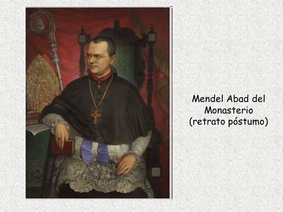 Mendel Abad del Monasterio (retrato póstumo)