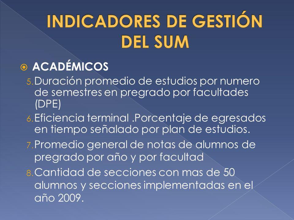 ACADÉMICOS 5.