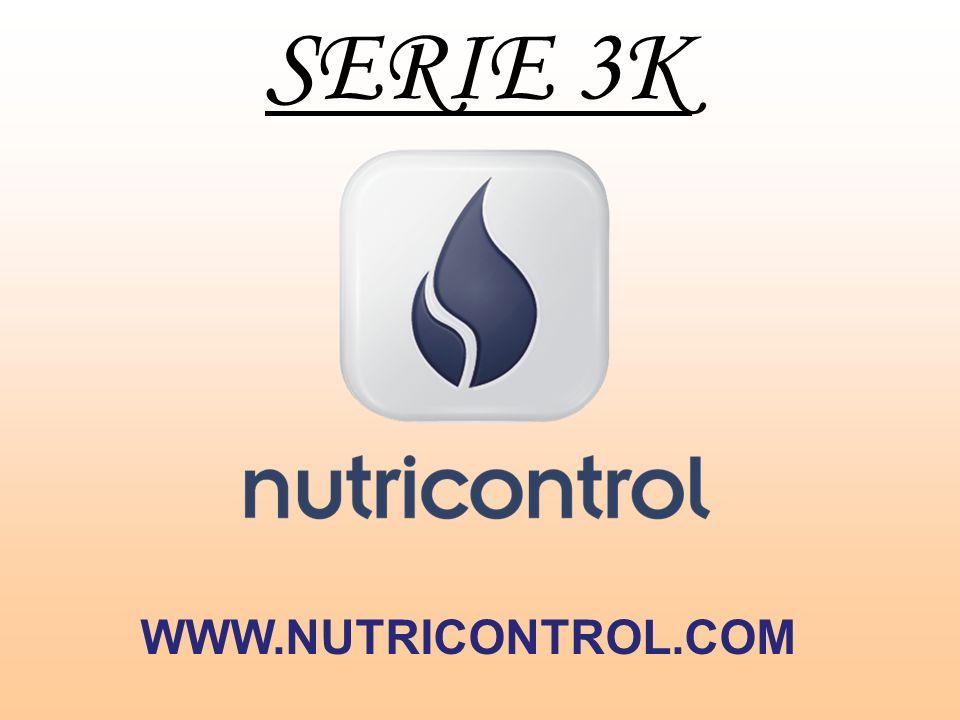 WWW.NUTRICONTROL.COM SERIE 3K