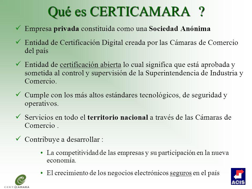 Autorización de Funcionamiento de una Entidad de Certificación Toda actividad de Entidad de Certificación requiere autorización estatal.