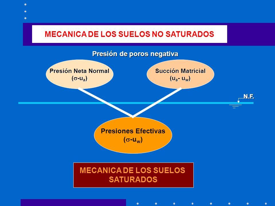 EQUILIBRIO DE SUCCIONES Y HUMEDADES.Mitchell, 1980.