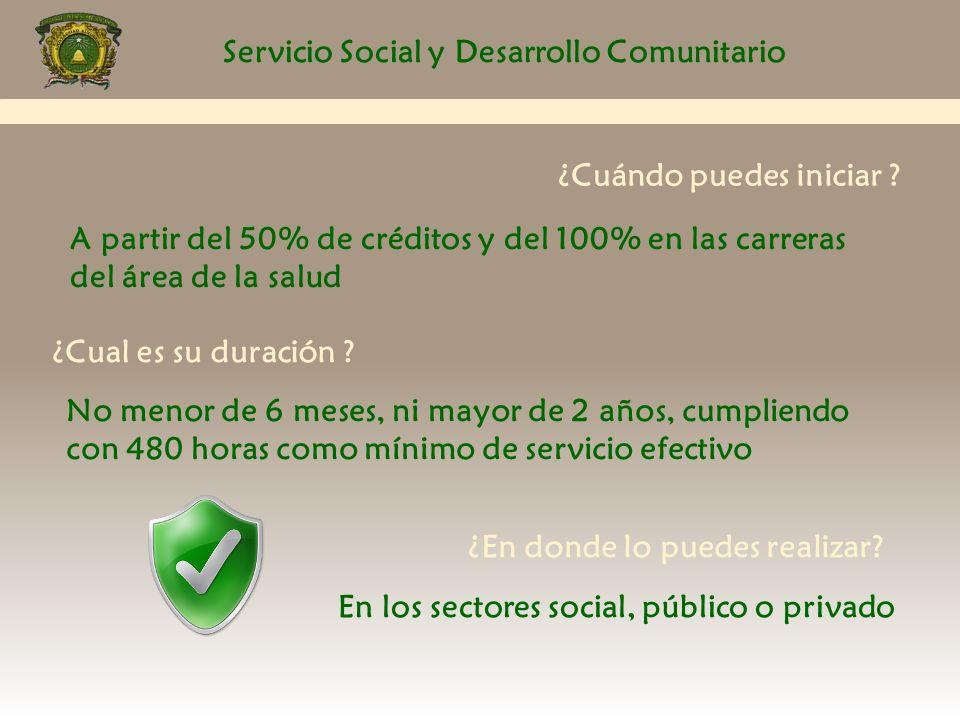 Servicio Social y Desarrollo Comunitario ¿Cuáles son los requisitos que debes cumplir para obtener el Certificado del Servicio Social.