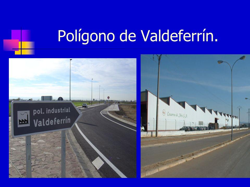 Polígono de Valdeferrín.