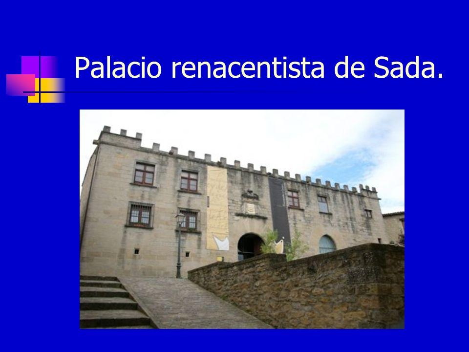 Palacio renacentista de Sada.