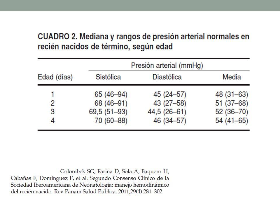 Criterios diagnósticos para sepsis en neonatos Variables inflamatorias: Leucocitosis (glóbulos blancos mayor a 34000 x ml) Leucopenia (glóbulos blancos menor a 5000 x ml) Neutrófilos inmaduros >10% Inmaduros/ neutrófilos totales > 0.2 Trombocitopenia < 100,000 x ml PCR mayor a 10 mg/L o mayor a 2 DS del valor normal Procalcitonina mayor a 8.1 mg/dl o mayor a 2 DS del valor normal IL-6 o IL-8 mayor a 70 pg/dl 16S reacción en cadena polimerasa positivo