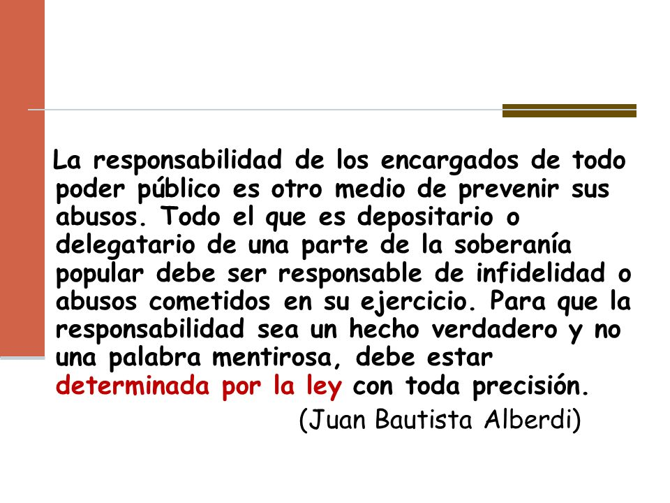 V.E. dijo en este último precedente (caso Bramajo ), que la validez del art.