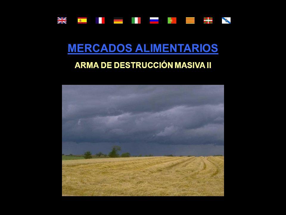 FUENTES http://www.socialwatch.org/es/noticias/noticia_32.htm http://www.elpais.com/articulo/economia/ONU/culpa/crisis/alimentaria/politica/aberrante/FMI/elpepueco/20080429elpepieco_3/Tes http://www.elpais.com/articulo/economia/ONU/Banco/Mundial/crean/equipo/conjunto/atajar/crisis/alimentaria/elpepueco/20080429elpepueco_5/Tes http://www.rebelion.org/noticia.php?id=66590 http://www.cadtm.org/spip.php?article3269 http://www.foodsovereignty.org/public/documenti/political%20statement_spanish.doc?PHPSESSID=8cca9db73c7b26c82b4544772985d2c4 http://globalresearch.ca/index.php?context=va&aid=8877 http://www.sundayherald.com/news/heraldnews/display.var.2104849.0.2008_the_year_of_global_food_crisis.php http://www.tercermundoeconomico.org.uy/TME-80/analisis02.html http://www.pobremundorico.org/blog/?p=450 http://www.altercom.org/article125075.html http://www.attacmadrid.org/d/9/080403104007.php www.ecoportal.net www.lahora.com.gt http://www.espacioalternativo.org/node/1353 http://forum.greenpeace.org/int/showthread.php?t=290