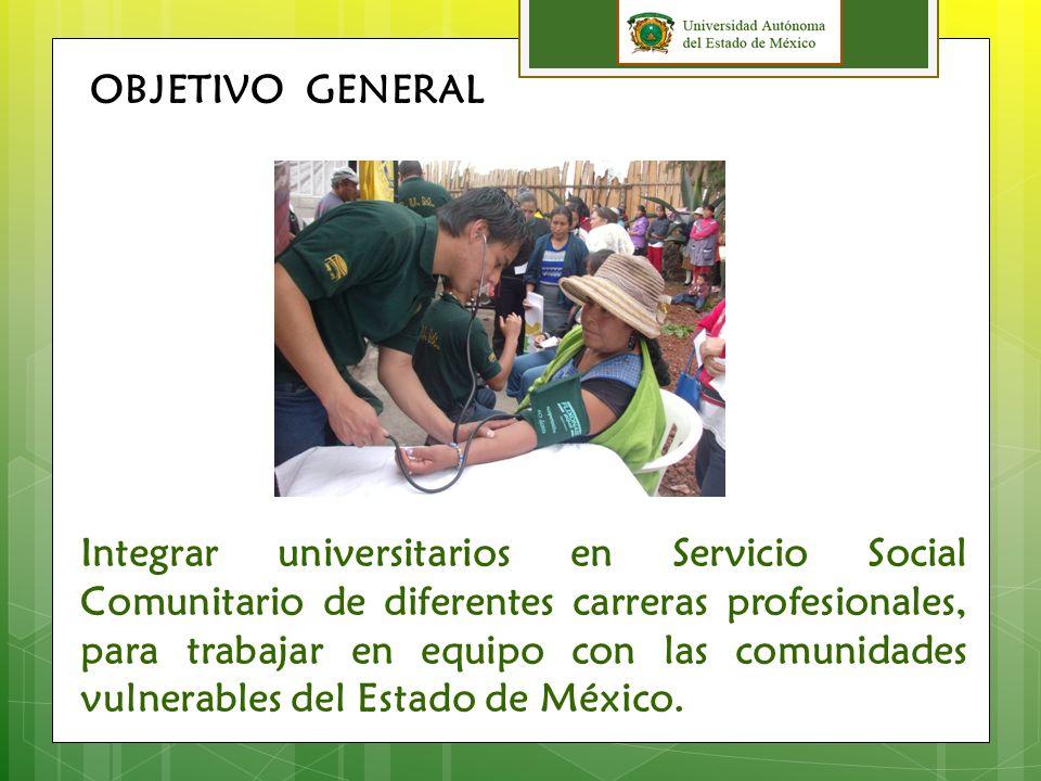 PROGRAMA INSTITUCIONAL DE SERVICIO SOCIAL COMUNITARIO