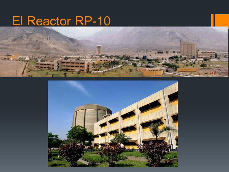 El Reactor RP-10