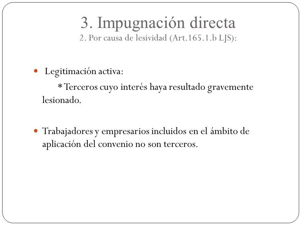3.Impugnación directa 2.