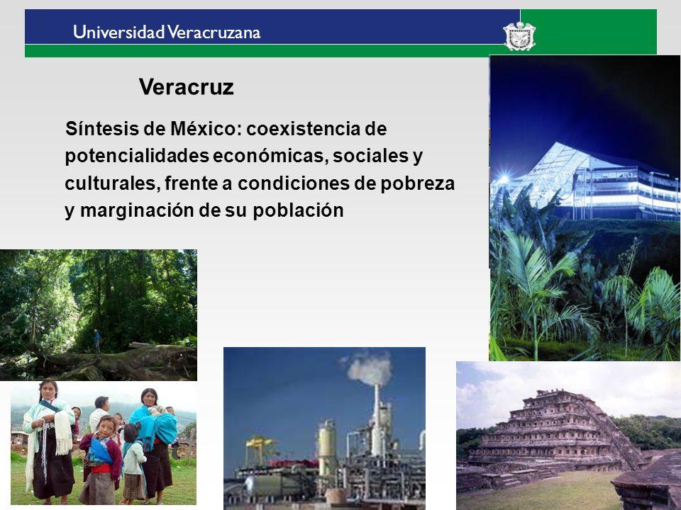 Universidad Veracruzana Presencia de la Universidad Veracruzana