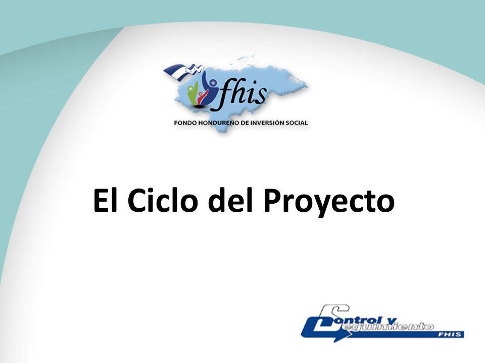 El Ciclo del Proyecto