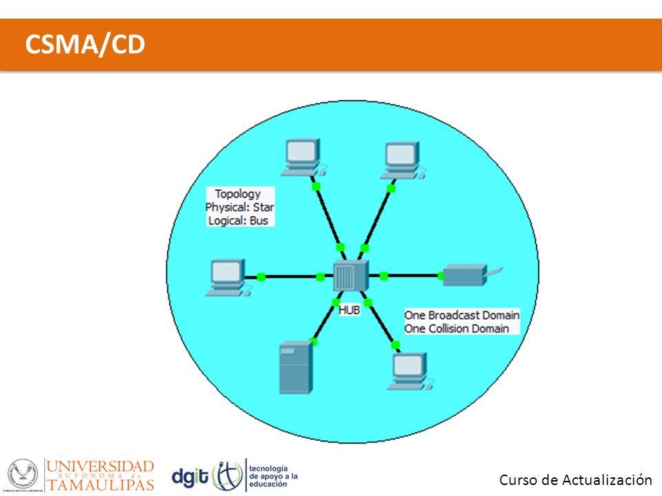 CSMA/CD Curso de Actualización