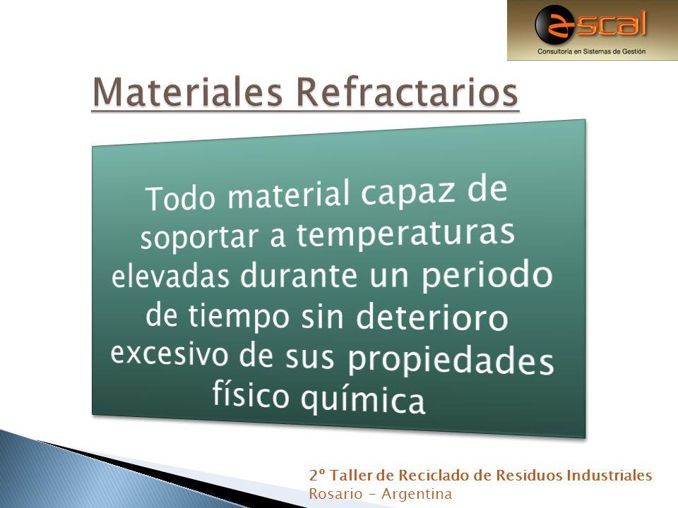 2º Taller de Reciclado de Residuos Industriales Rosario - Argentina