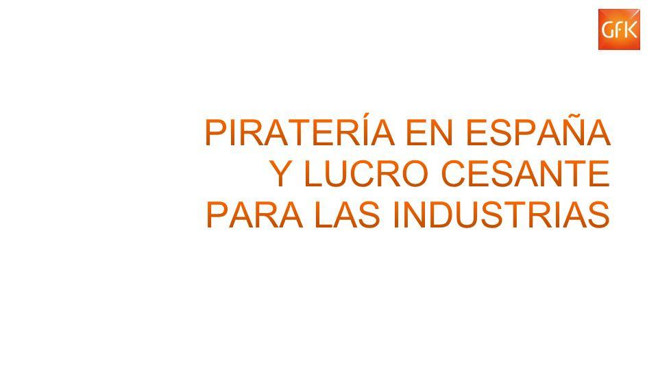 © GfK 2013 | Consumo de Contenidos Digitales en España | Febrero 2013 11