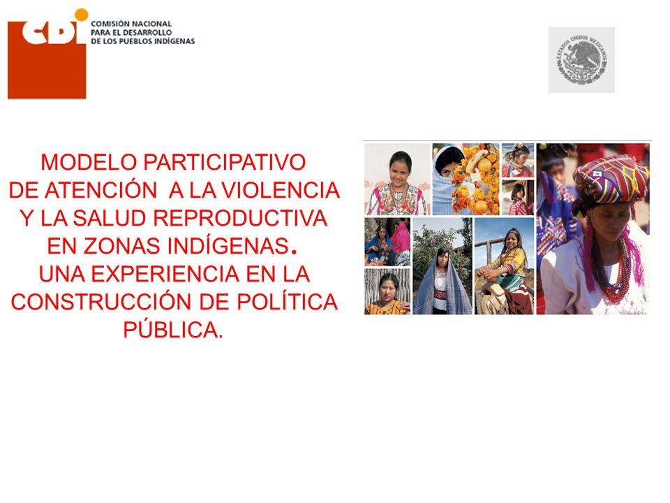 COORDINACION GENERAL DE FOMENTO AL DESARROLLO INDIGENA Acciones para la Igualdad de Género con Población Indígena periodo 2006-2012 México, D.F.