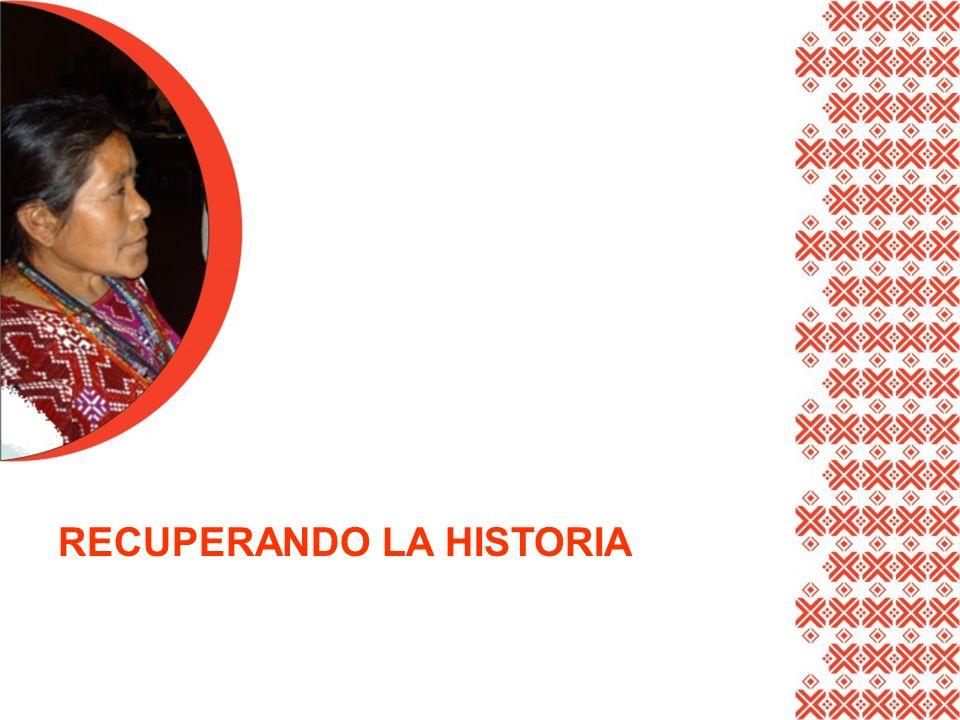 RECUPERANDO LA HISTORIA