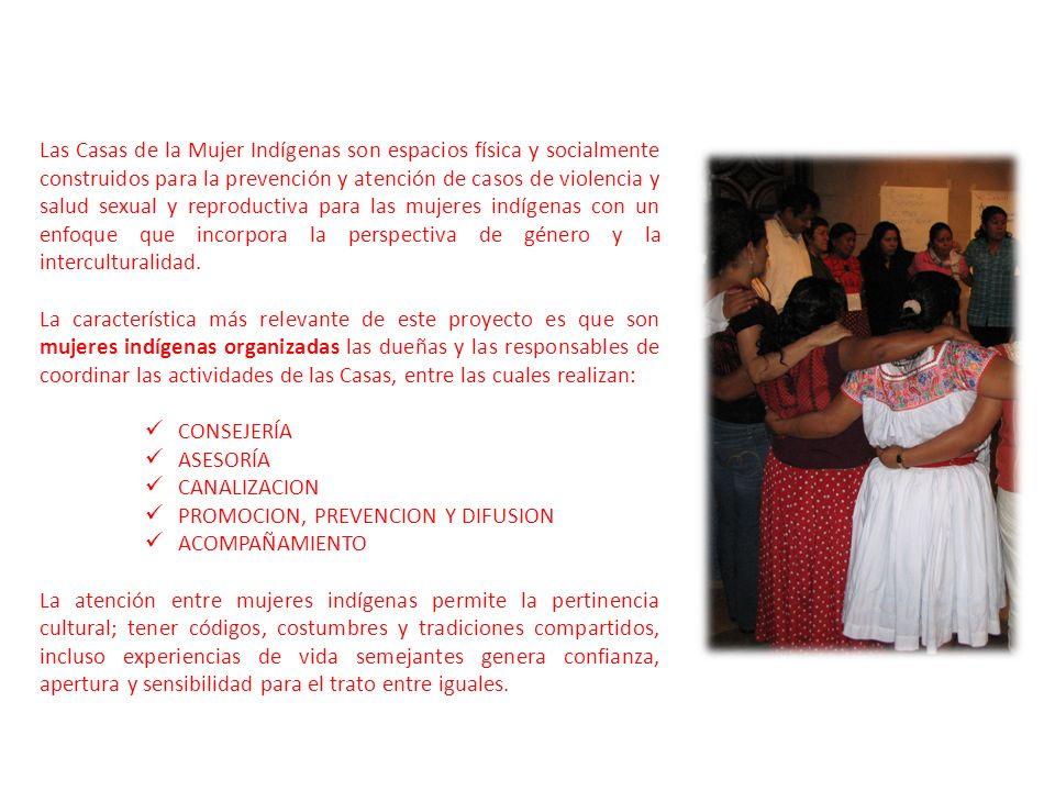 COORDINACIÓN GENERAL DE FOMENTO AL DESARROLLO INDÍGENA Programa Acciones para la Igualdad de Género con Población Indígena COORDINACIÓN GENERAL DE FOMENTO AL DESARROLLO INDÍGENA Programa Acciones para la Igualdad de Género con Población Indígena Vertientes Creación y fortalecimiento de las Casas de la Mujer Indígena.
