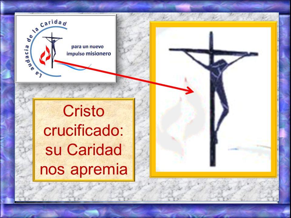 Cristo crucificado: su Caridad nos apremia