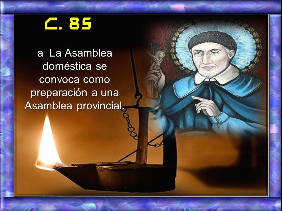 Estatuto 68 Salvo indicaciones especiales del derecho propio, las elecciones y votaciones, en todos los casos, se hacen conforme al canon 119 C. 84 b