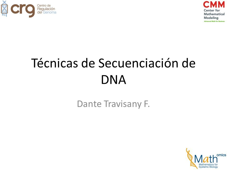 Tópicos Objetivos Avances Sanger: – Chain Terminator – Shotgun Sequencing EST Next Generation Sequencing NGS: – Sequencing By Synthesis Illumina – SBS.
