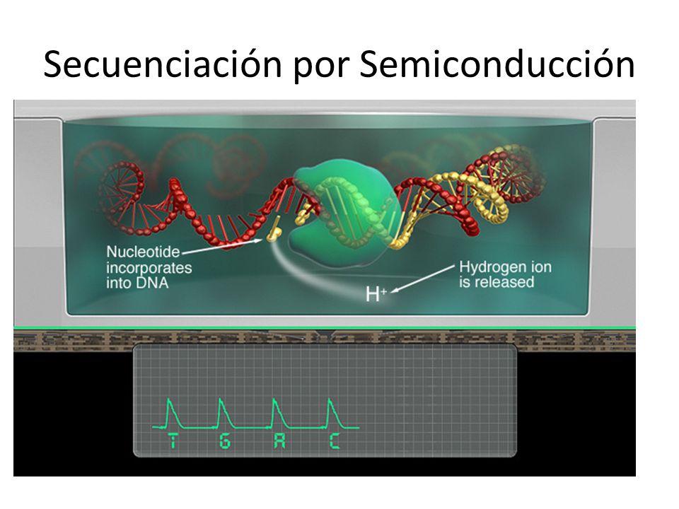 Secuenciación por Semiconducción