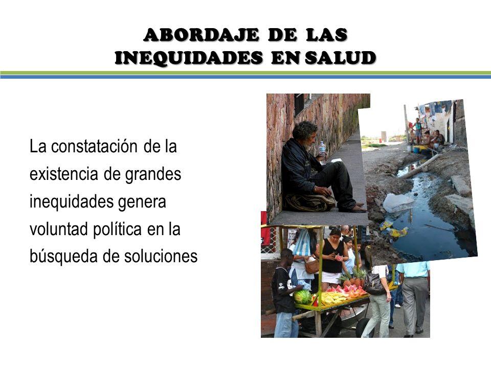 PRÁCTICA DE PROMOCIÓN DE LA SALUD Políticas públicas y legislación para promover iniciativas alrededor del derecho a la salud, la equidad reducción de la pobreza, son mencionadas pero no se materializan en las intervenciones.