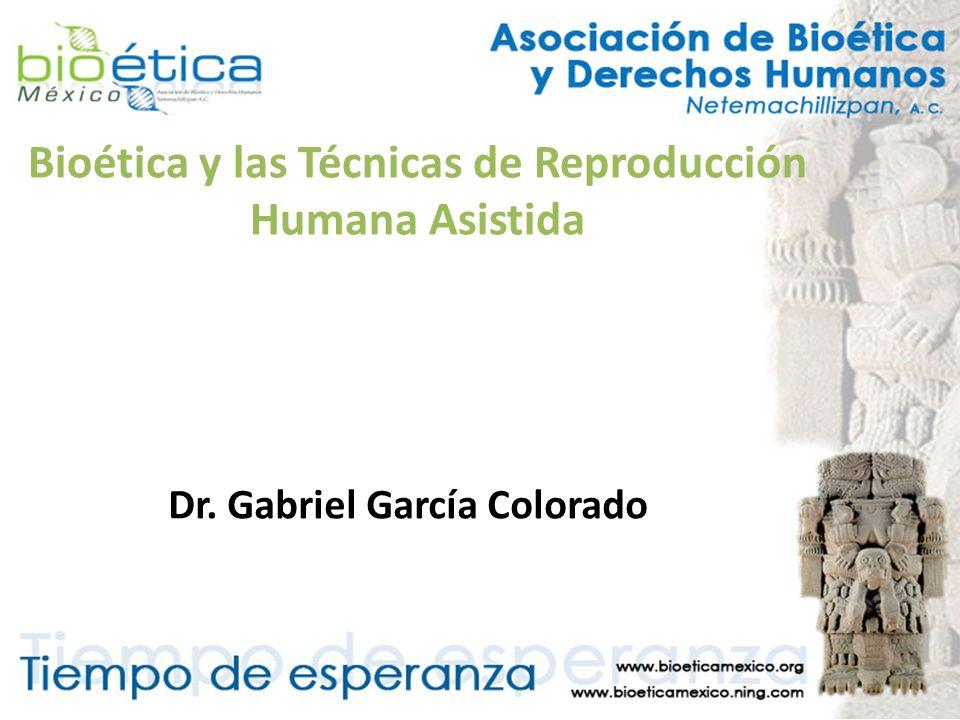 Bioética y las Técnicas de Reproducción Humana Asistida Debe garantizarse el no uso de embriones humanos con fines de experimentación.