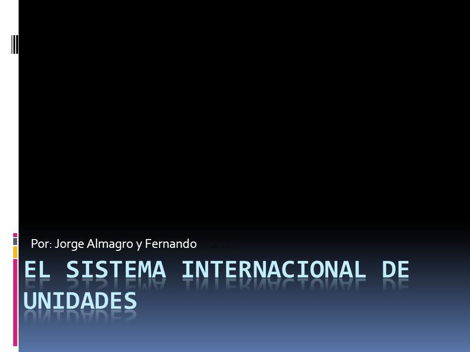 Por: Jorge Almagro y Fernando Martín