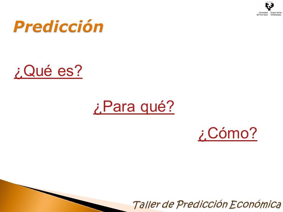 Predicción Económica: Modelos Predicción Económica: Modelos Tasa paro (estudios primarios)