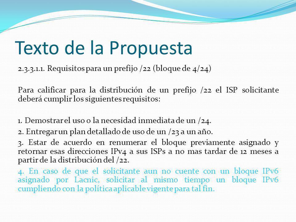 Texto de la Propuesta 2.3.3.1.2.