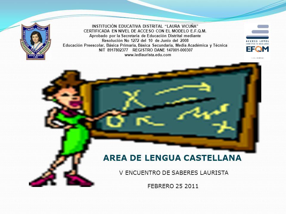 ACCIONES 2009 Desarrollo del Cuarto Encuentro de Saberes Se diseño el POA Se le agregaron al plan los objetivos para preescolar, básica primaria, básica secundaria y los de la media.