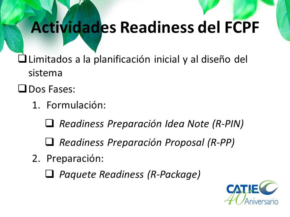 PILARES DE GOBERNANZA REDD+ NACIONAL Calidad y eficiencia de la institucionalidad MA, MAG, Administración Tierras y Autoridad Forestal.