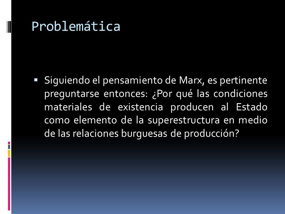 Frase plan Para Marx las relaciones burguesas de producción representan la última forma de antagonismo social, sobre las cuales se edifica una superestructura de la cual el Estado hace parte, sin embargo, estas relaciones de producción entran en conflicto con las fuerzas productivas materiales de la sociedad, abriendo así la posibilidad para la revolución social y para la transformación de la base económica.