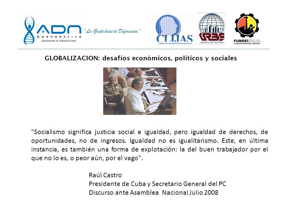 La Gente hace la Diferencia Tomás Páez, sociólogo y coordinador del estudio, señala que el primer generador de la economía informal son las políticas
