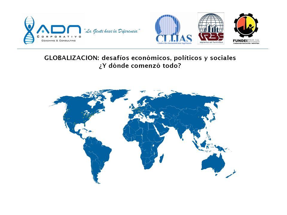 La Gente hace la Diferencia Movilidad Laboral en las Empresas Venezolanas Su importancia es evidente hoy en día – 2 de cada 3 declara que el fenómeno